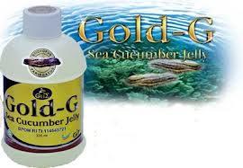 obat infeksi pencernaan jelly gamat gold g